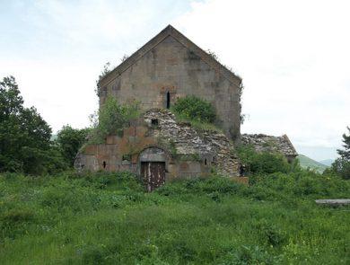 Монастырь Тежаруйк