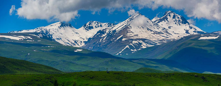 The best places for eco-tourism in Armenia