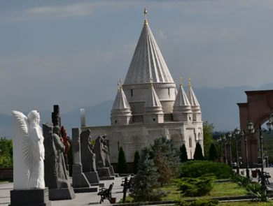 Եզդիական տաճար