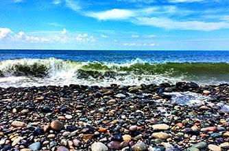 Черное море, Грузия