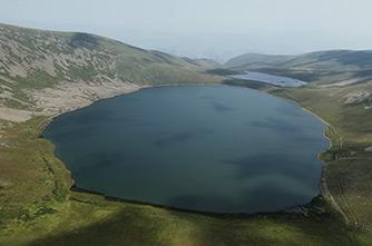 Der Schwarze See (Sew Lidsch) – Schutzgebiet