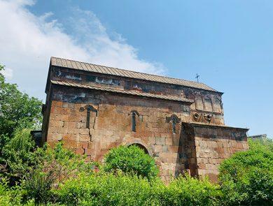 Սբ. Հովհաննես եկեղեցի, Բյուրական
