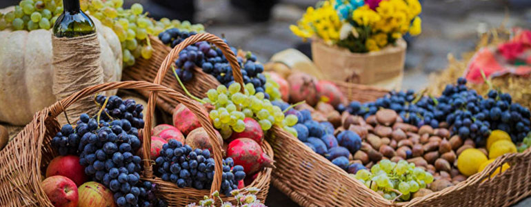 Edible souvenirs. Delicious gifts from Armenia