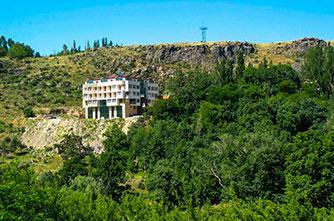 Health resorts in Arzni