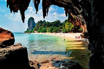 Կրաբի Փխրա-Նանդ տարածաշրջան, Թայլանդ