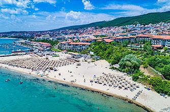 Свети-Влас, Болгария