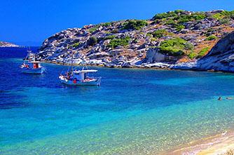 Խալկիդիկի, Հունաստան