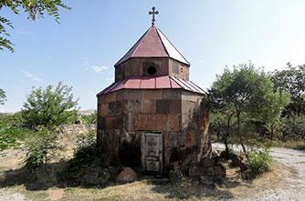 Die St. Karapet-Kirche