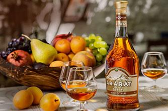 Armenischer Brandy
