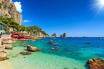 Կապրի կղզի, Իտալիա