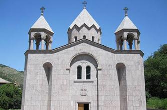 Die Hl. Mesrop Mashtots Kirche