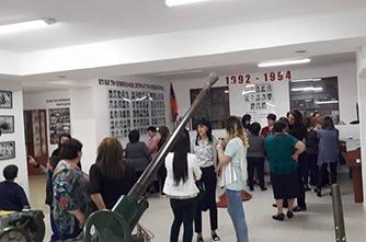 Das Historische Museum von Kapan