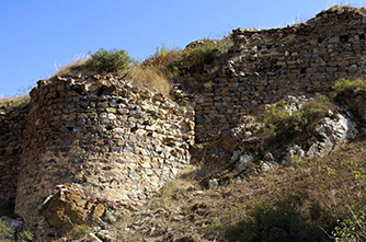 Baghaberd fortress