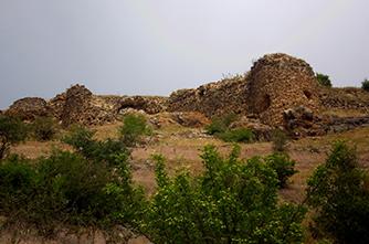 Die Festung Baghaberd