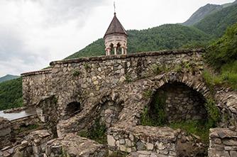 Die Festung von Halidzor