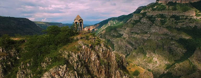 Top 7 attractions of the city of Kapan and its surroundings