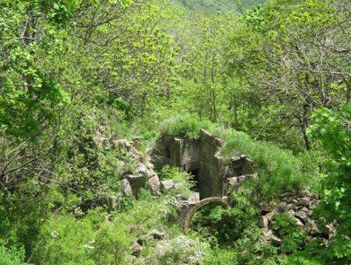 Монастырь Ггук