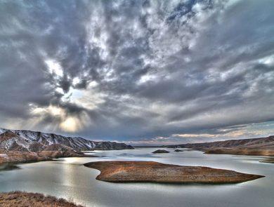 Azat reservoir