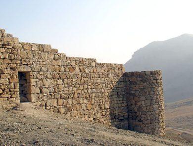 Крепость Тапи