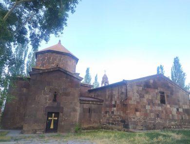 Հացառատի Ս. Աստվածածին եկեղեցում