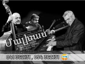 Malkhas Jazz band in GARNI