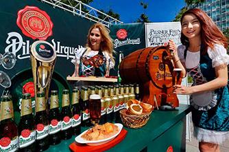 """""""Pilsner Fest"""" գարեջրի փառատոնը Չեխիայում"""
