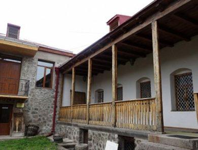 Բակունցի տուն-թանգարան