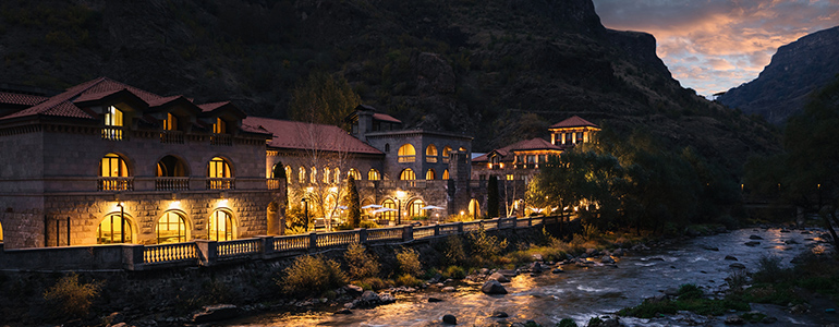 7 HOTELS IN ARMENIA WITH THE BEST VIEWS FROM THE ROOMS